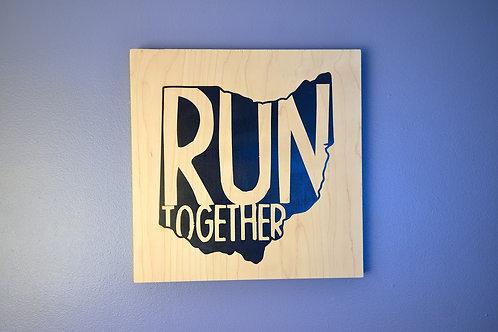 Run Together Canvas bag!