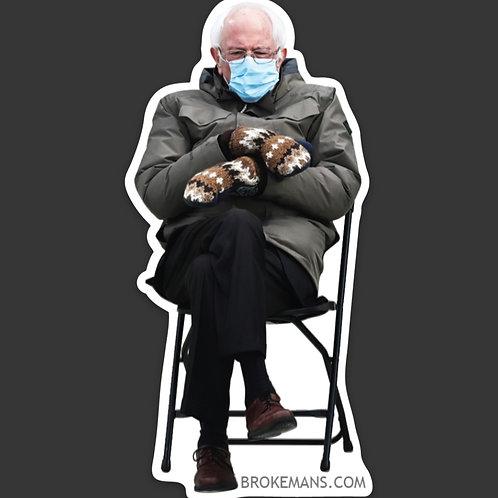 Bernie Sticker!