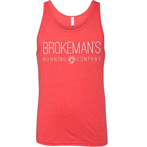 Brokeman's Logo Tank Top