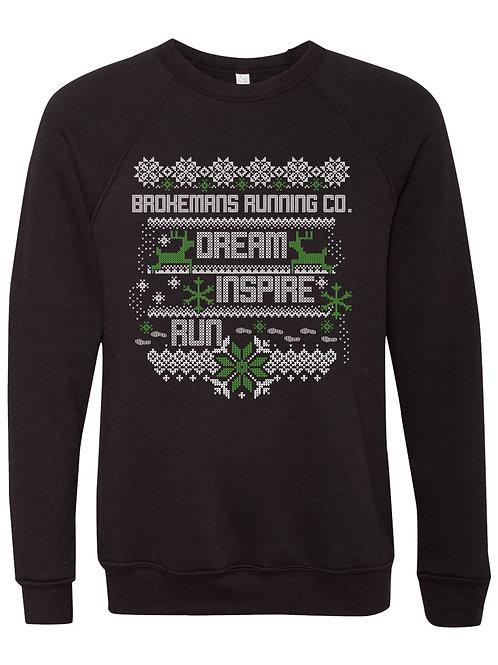 Brokeman's Christmas Sweater