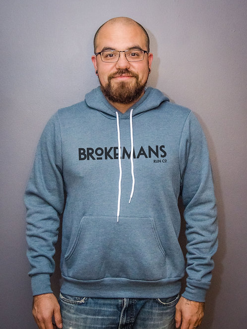 Brokemans Run Co... Hoodie