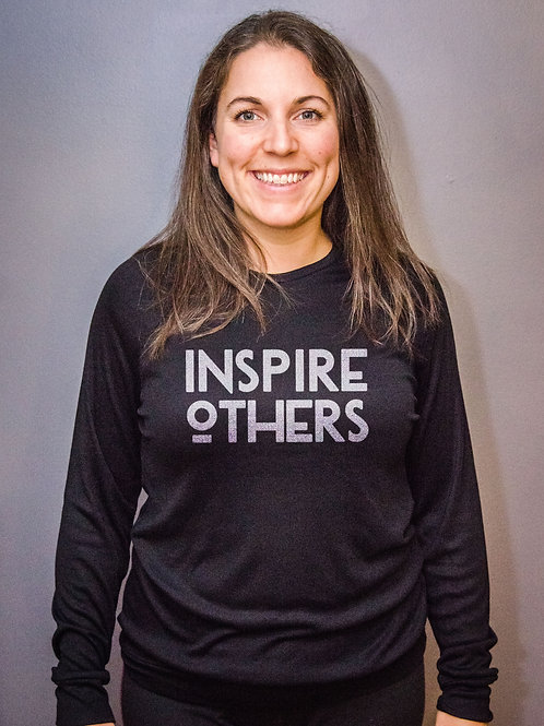 Inspire Others... Light weight sweater