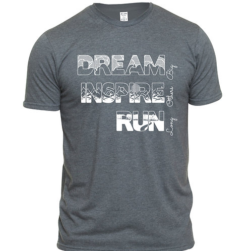 Dream Inspire Run Image Tee