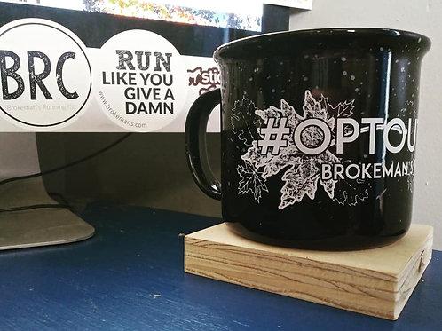 #optoutside mug
