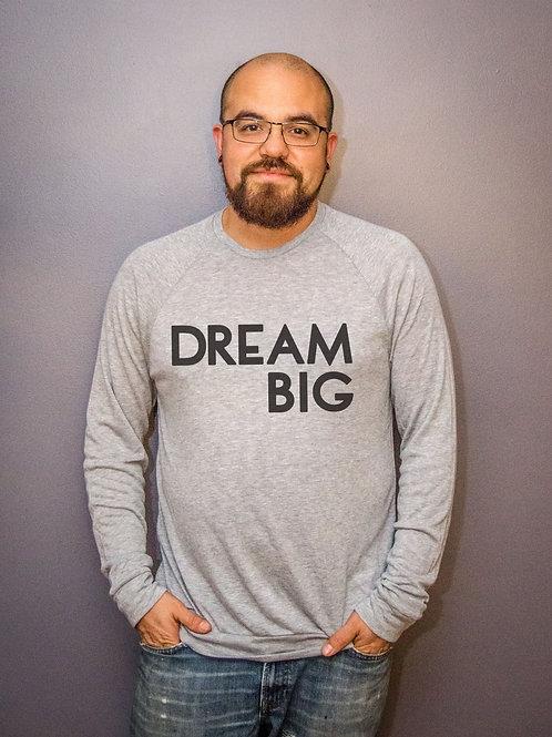 Dream Big... Light weight sweater