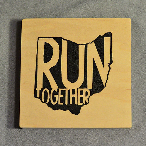 Run Together coaster
