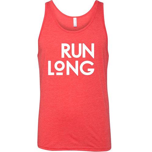 Run Long Tank Top
