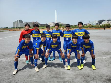 【U-15リーグ】