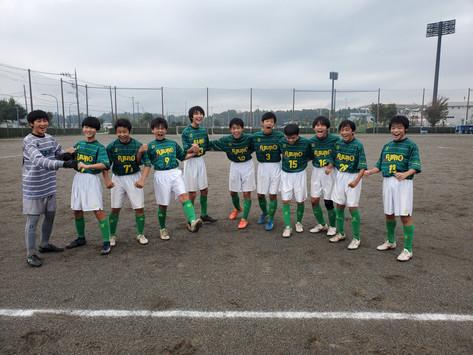 U-15リーグ&U-14NGリーグ