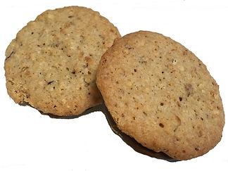 Crispy Hazelnut cookie With Milk Chocola
