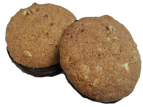 Crispy Almond Sandwich Cookie