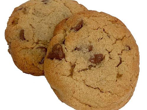 Peanut Butter Milk Chocolate Cookie