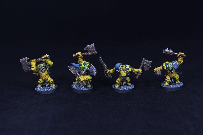 Warhammer Underworlds: Shadespire Ironskull's Boyz