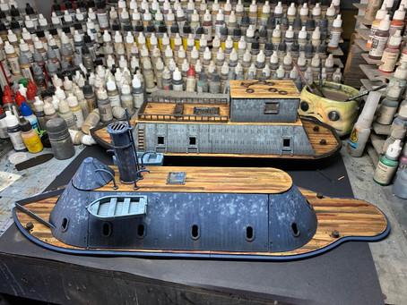ACW Naval Ships