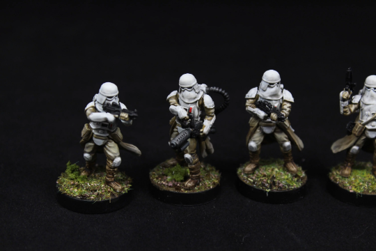 Star Wars Legion Snowtroopers Expansion