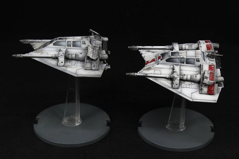 Star Wars Legion Airspeeder Elite Edtion Painted