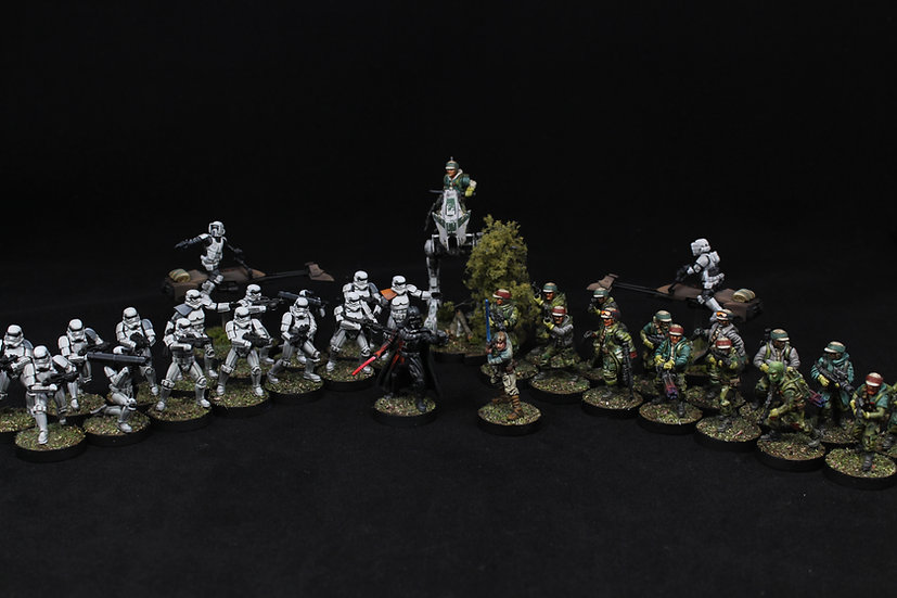 Star Wars Legion Elite Signature Edition