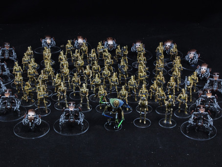 Massive Droid Army