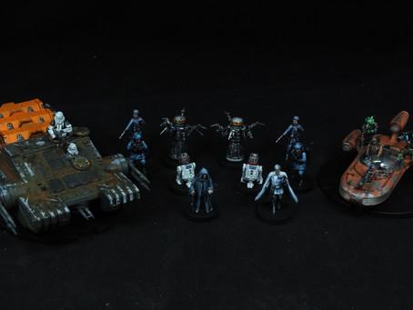 Legion Tank and Palpatine