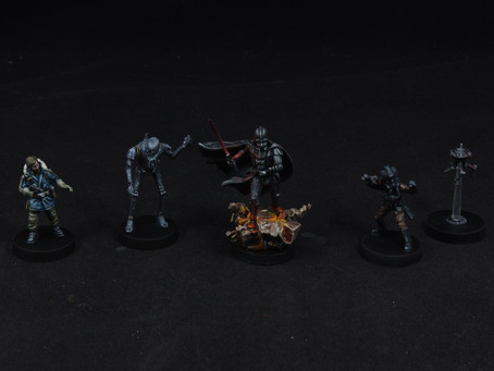 Exclusive Vader Iden and more