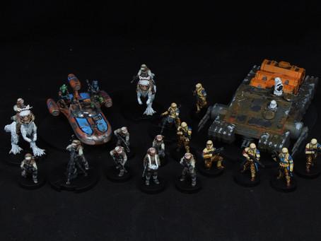 Legion Galaxy Edge Landspeeder.