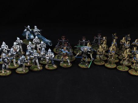 Clone War Set
