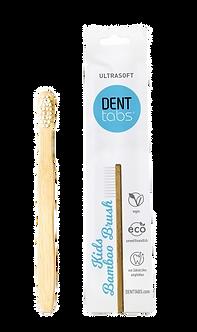 DENTTABS Bamboo Brush - Kids