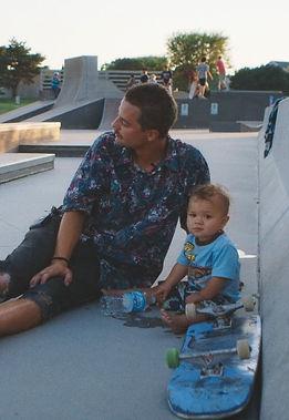 MTG+Zack+&+Elliot+skatepark+looking+out.