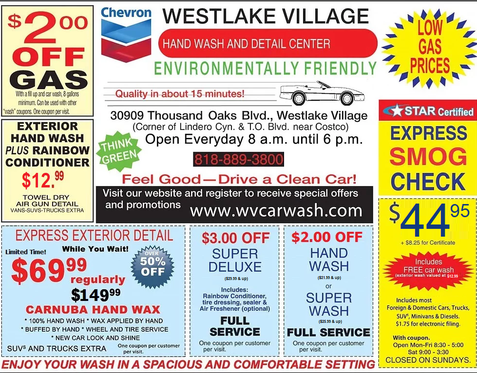 photograph relating to Printable Gas Coupons named Discount codes wvcarwash