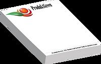 Papier à lettre  imprimerie