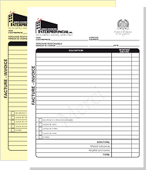 factures 2 copies