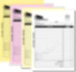 Carbonless Invoices bill