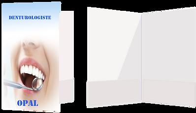 montreal pocket folders printing online
