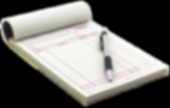 Impression carnet autocopiant personnalisé