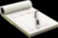 Invoices book