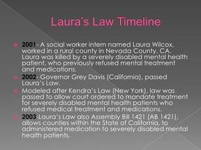 Laura's Law - Riverside County