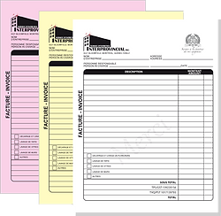 invoices ncr delivery