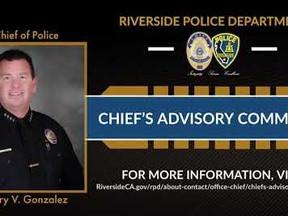 RPD Chief's Advisory Committee