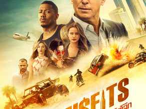 T&B Releases First Official Thai Poster and Trailer for The Misfits, in Local theaters This July