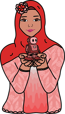 hijabi and ekgar -red.png