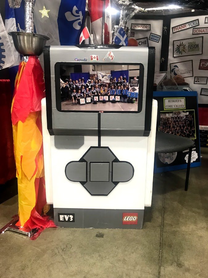 LEGO Mindstorm EV3 by FIRST LEGO League Students