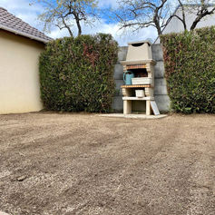 Préparation de sols, surfaces et terrains