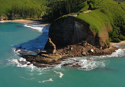 Bourail - Le Bonhomme and Turtle Bay