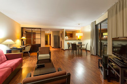 Two bedroom apartment - Lounge area
