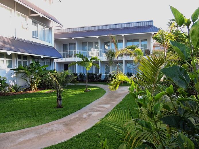 Facade - Beaurivage Hotel