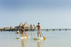 Paddle Board, Escapade Island Resort
