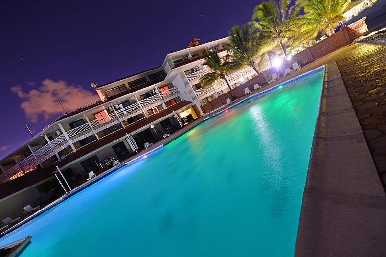 Pool Stanley Hotel Noumea