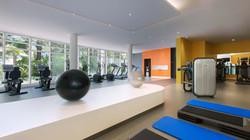 Fitness Centre - Meridien Noumea