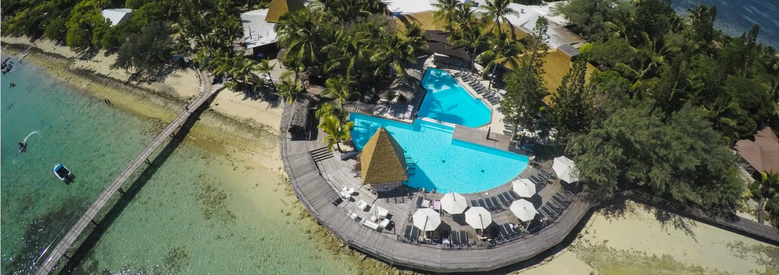 Swimming - L'Escapade Island Resort