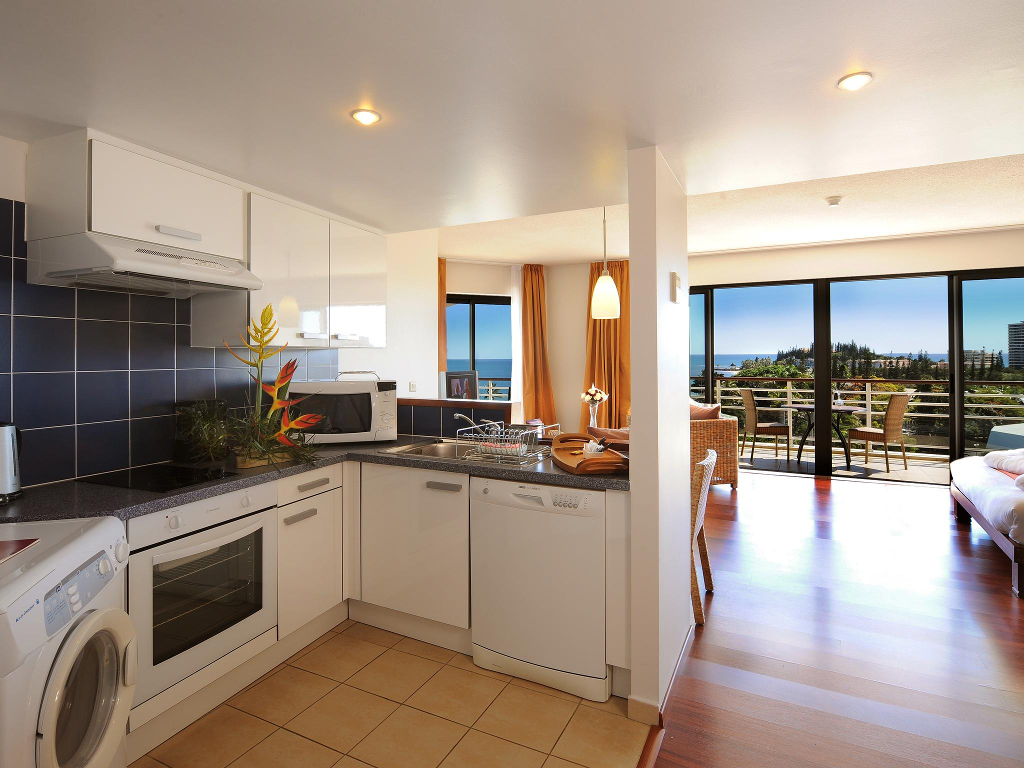Kitchen Hilton Noumea